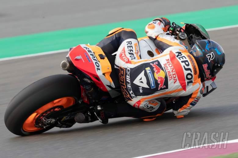 Pol Espargaro Qatar MotoGP test, 10 March 2021
