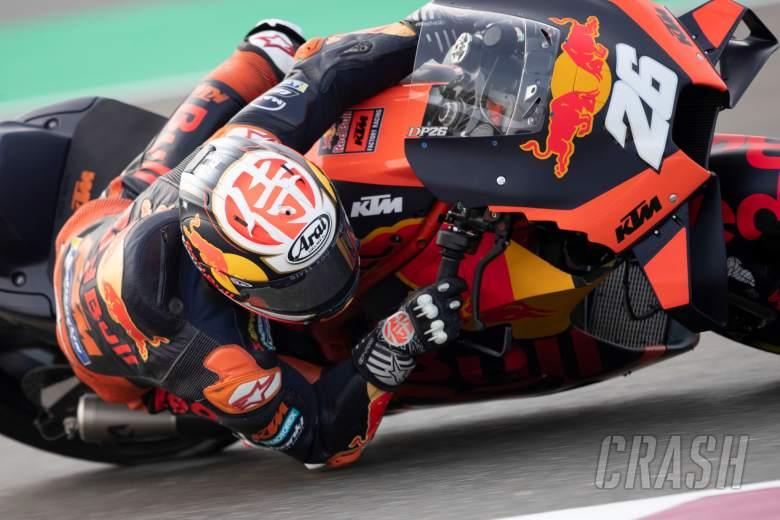 Dani Pedrosa Qatar MotoGP test, 10 March 2021