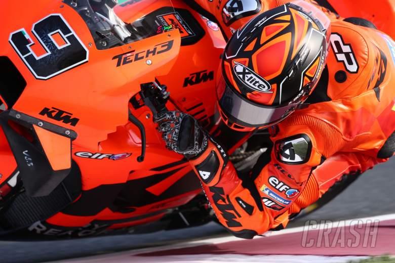 Danilo Petrucci Qatar MotoGP test, 11 March 2021