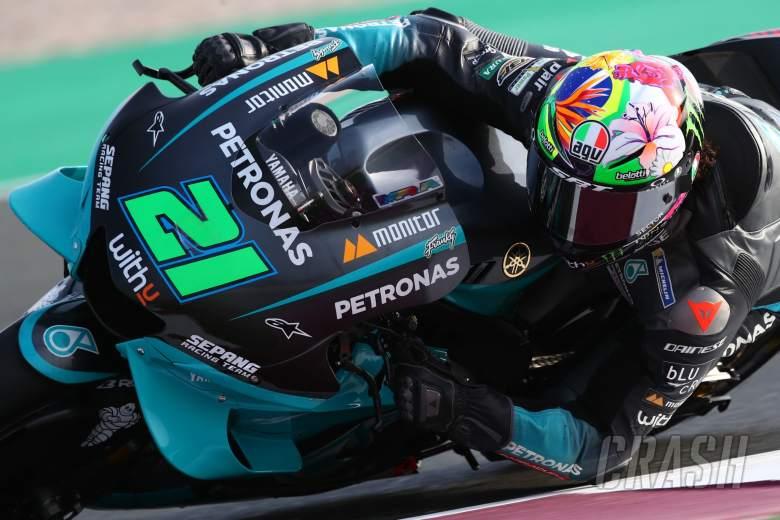 Franco Morbidelli Qatar MotoGP test, 11 March 2021