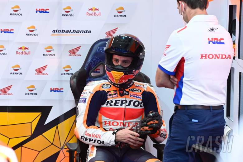 Pol Espargaro, Qatar MotoGP test, 11 March 2021