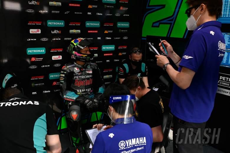Franco Morbidelli, Qatar MotoGP test, 11 March 2021