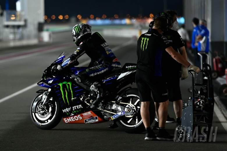 Maverick Vinales, Qatar MotoGP test, 11 March 2021