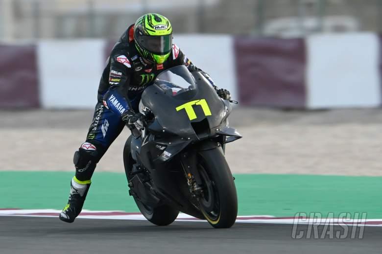 Cal Crutchlow, Qatar MotoGP test, 11 March 2021
