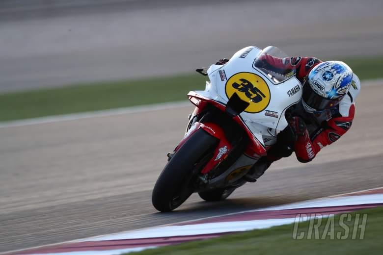 Cal Crutchlow Qatar MotoGP Test, 11 March 2021