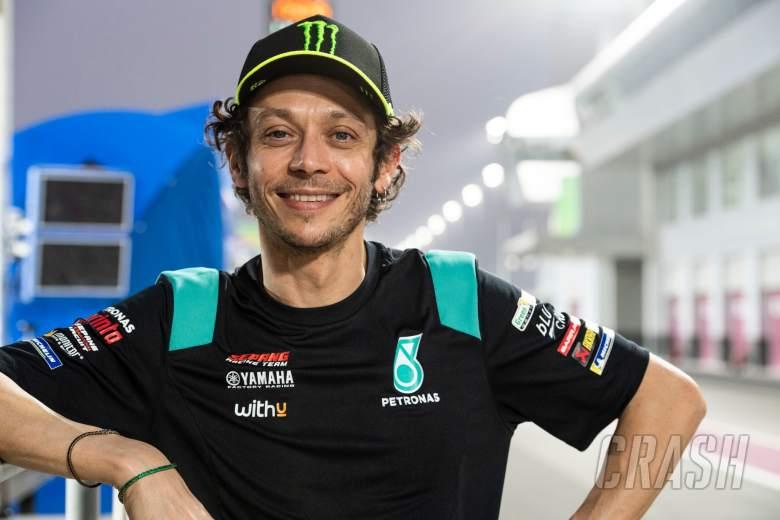 Valentino Rossi, Qatar MotoGP test, 12 March 2021