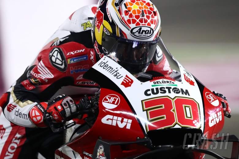 Takaaki Nakagami Qatar MotoGP Test, 12 March 2021