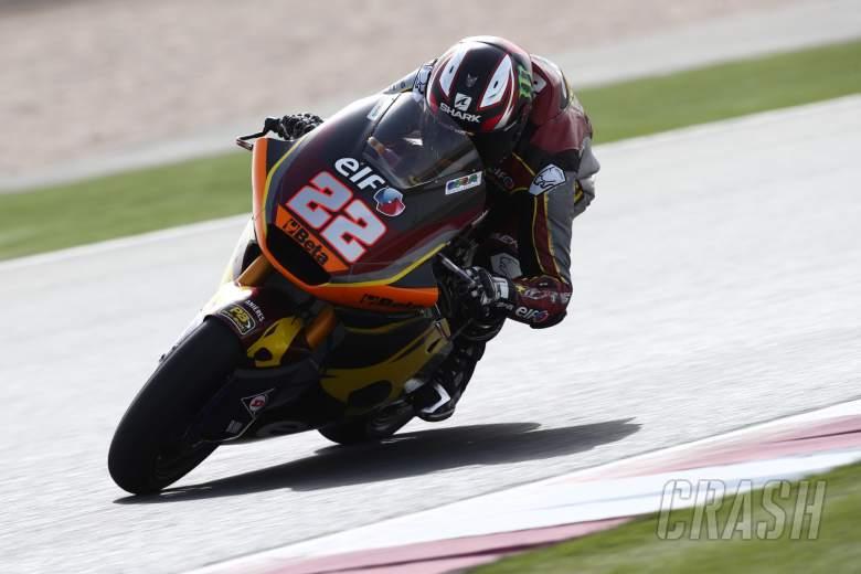 Sam Lowes, Qatar Moto2 test, 20 March 2021