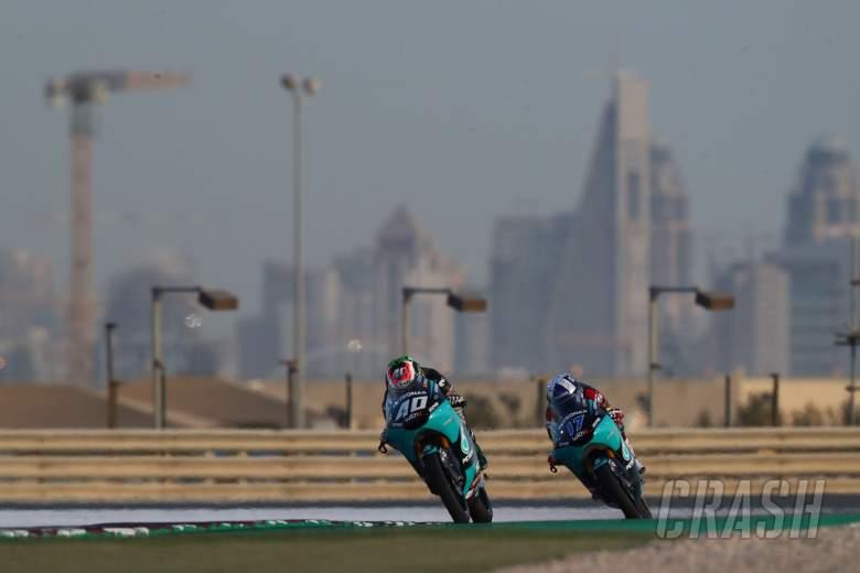 Darryn Binder, Qatar Moto3 test, 21 March 2021