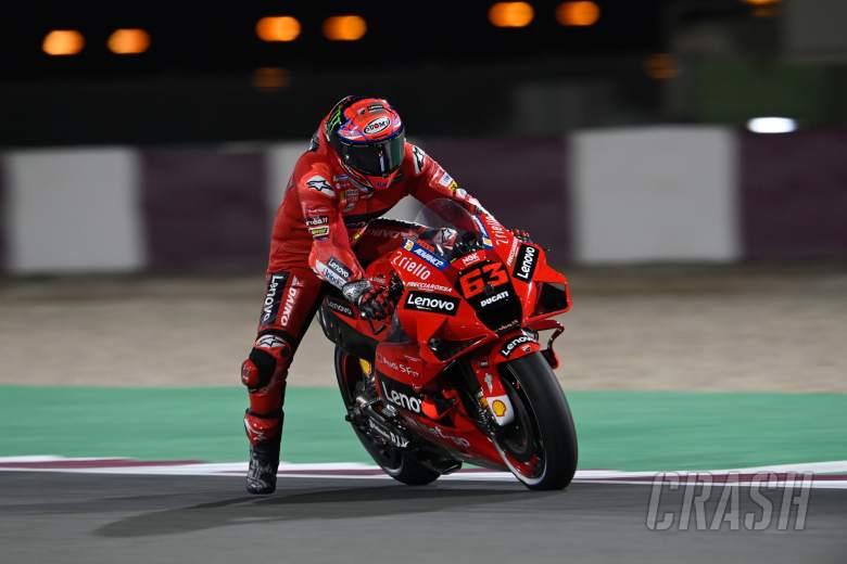Francesco Bagnaia, MotoGP, Qatar MotoGP 26 March 2021