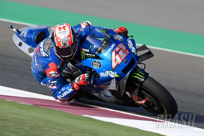 Alex Rins, MotoGP, Qatar MotoGP 26 March 2021