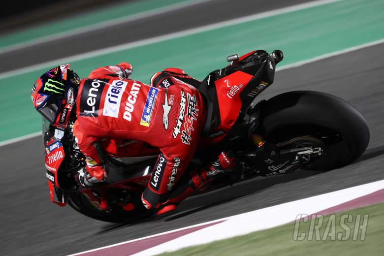 Francesco Bagnaia, Qatar MotoGP, 27 March 2021