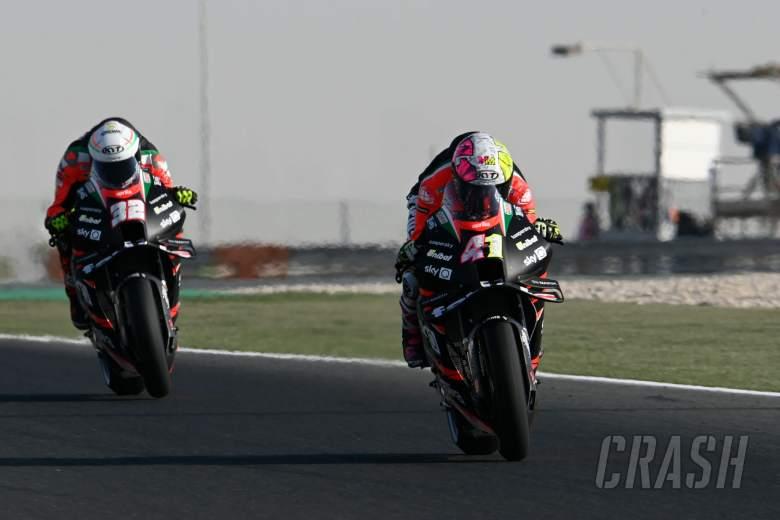 Aleix Espargaro, MotoGP, Qatar MotoGP 27 March 2021