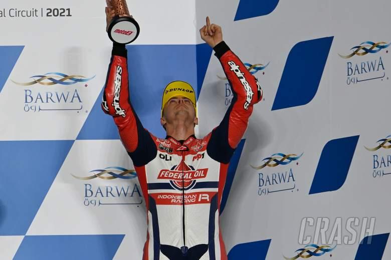Fabio Di Giannantonio, Moto2 race, Qatar MotoGP, 28 March 2021
