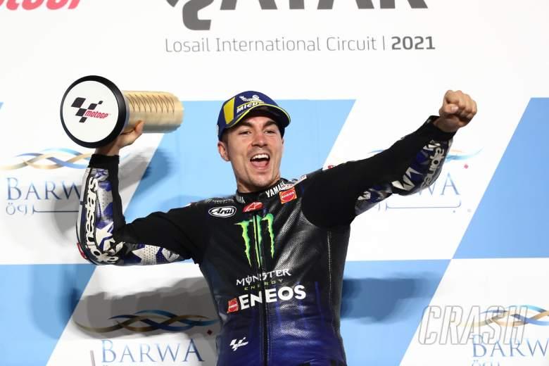 Maverick Vinales, MotoGP race, Qatar MotoGP, 28 March 2021