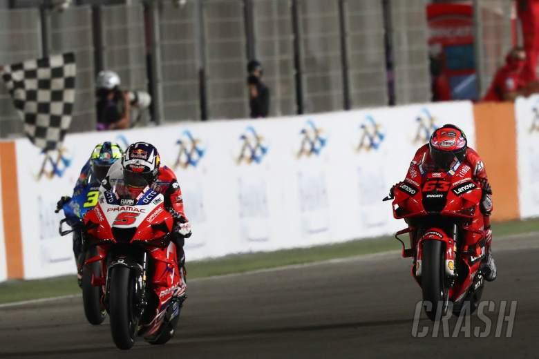 Johann Zarco , MotoGP race, Qatar MotoGP 2021