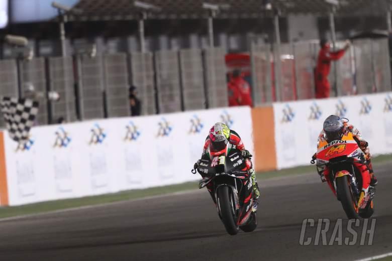 Aleix Espargaro , MotoGP race, Qatar MotoGP 2021