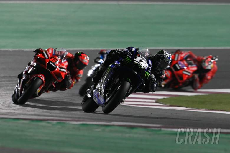 Maverick Vinales, MotoGP race, Qatar MotoGP 28 March 2021