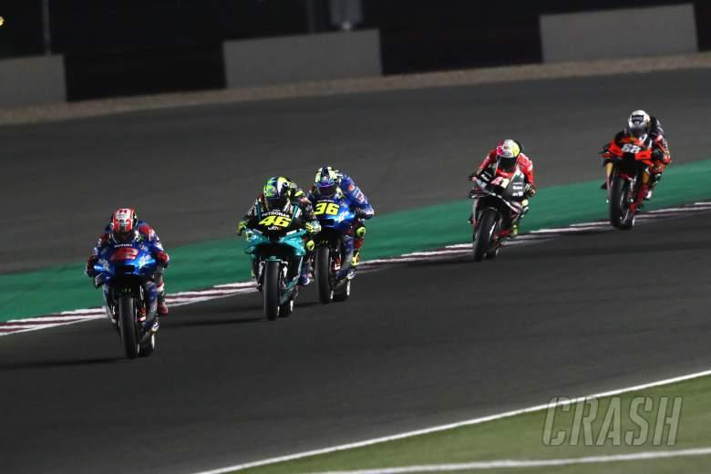 Alex Rins MotoGP race, Qatar MotoGP, 28 March 2021