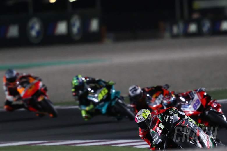 Aleix Espargaro MotoGP race, Qatar MotoGP, 28 March 2021