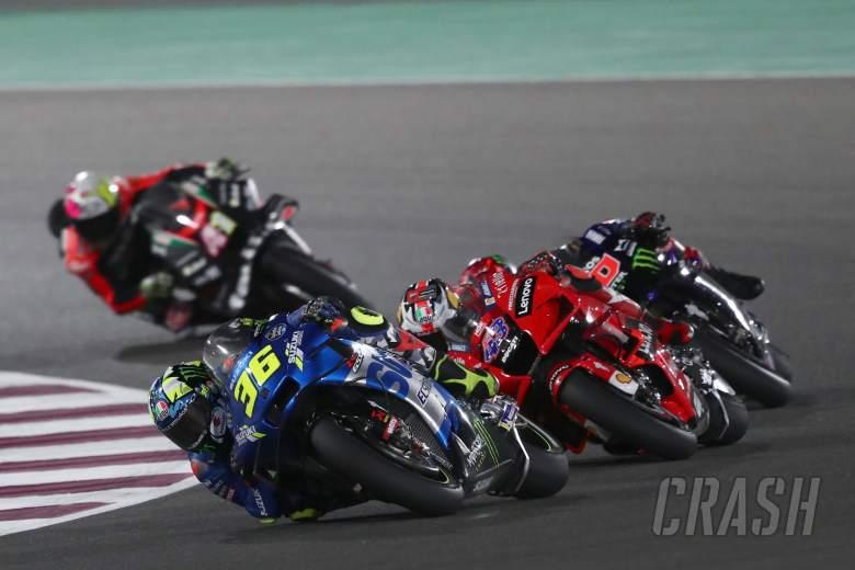 Joan Mir MotoGP race, Qatar MotoGP, 28 March 2021