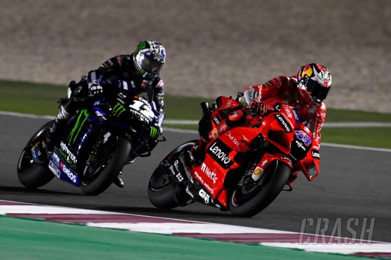 Jack Miller, Maverick Vinales, MotoGP race, Qatar MotoGP 28 March 2021