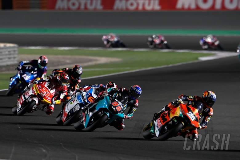 Raul Fernandez, Moto2 race, Qatar MotoGP 28 March 2021