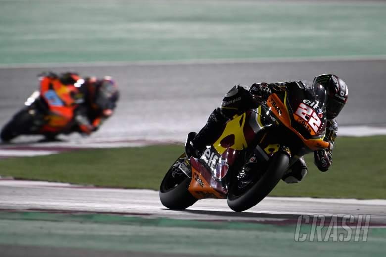 Sam Lowes, Moto2 race, Qatar MotoGP 28 March 2021