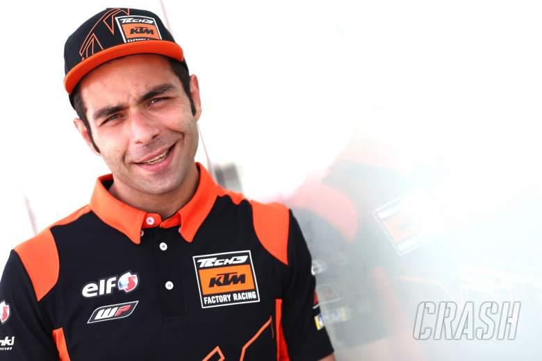 Danilo Petrucci , Doha MotoGP, 1 April 2021