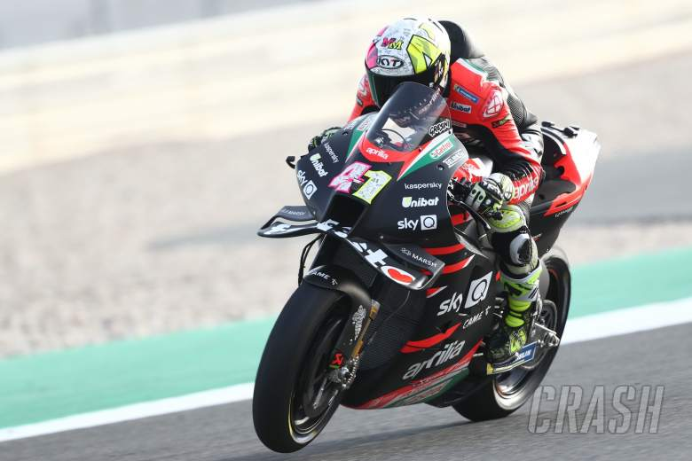 Aleix Espargaro , Doha MotoGP, 2 April 2021