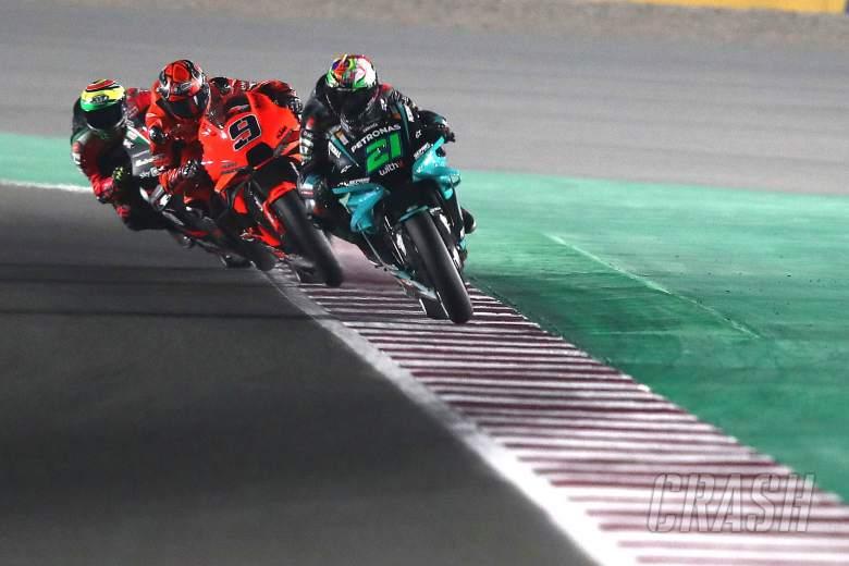 Franco Morbidelli , Doha MotoGP, 2 April 2021