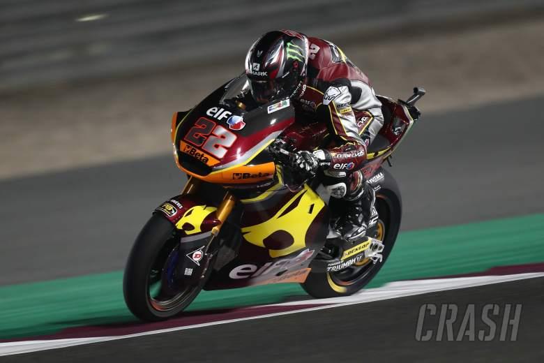 Sam Lowes, Moto2, Doha MotoGP, 2 April 2021