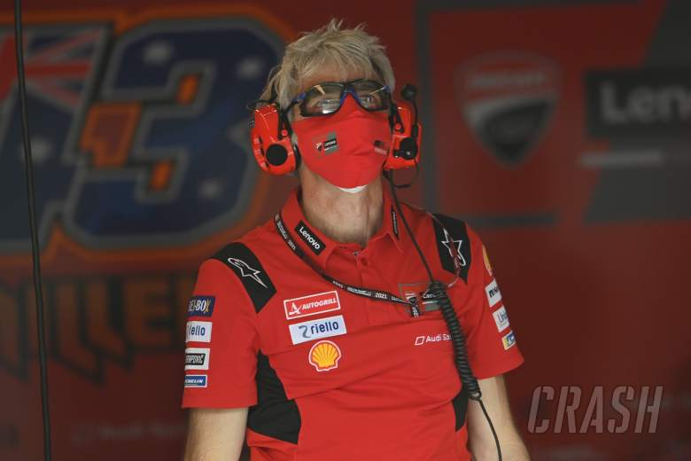 Gigi Dall'Igna, MotoGP, Doha MotoGP 3 April 2021