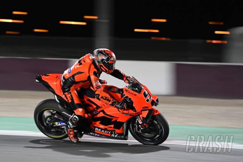 Danilo Petrucci, Doha MotoGP, 3 April 2021