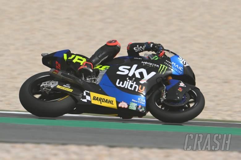 Marco Bezzecchi, Moto2, Doha MotoGP, 3 April 2021
