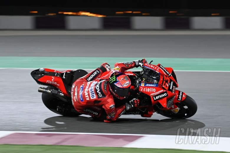 Francesco Bagnaia, MotoGP, Doha MotoGP 3 April 2021