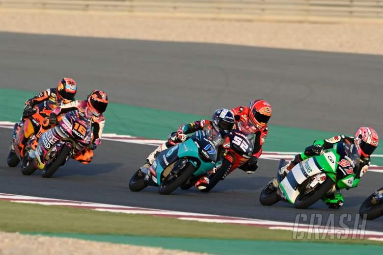John McPhee, Moto3 race, Doha MotoGP, 4 April 2021