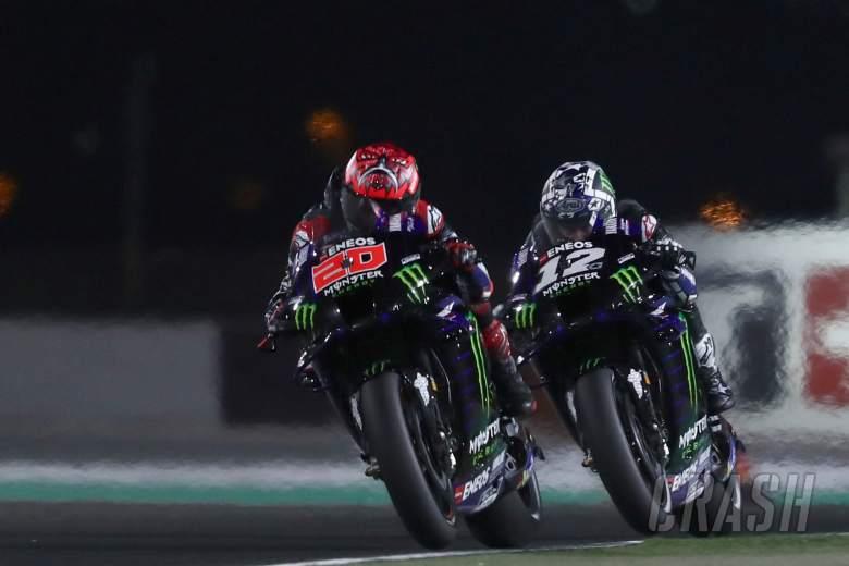Fabio Quartararo , MotoGP race, Doha MotoGP, 4 April 2021