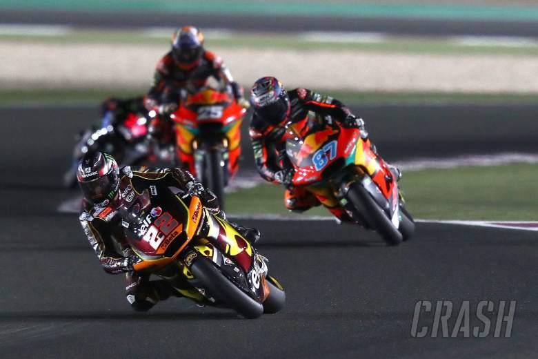Sam Lowes , Moto2 race, Doha MotoGP, 4 April 2021