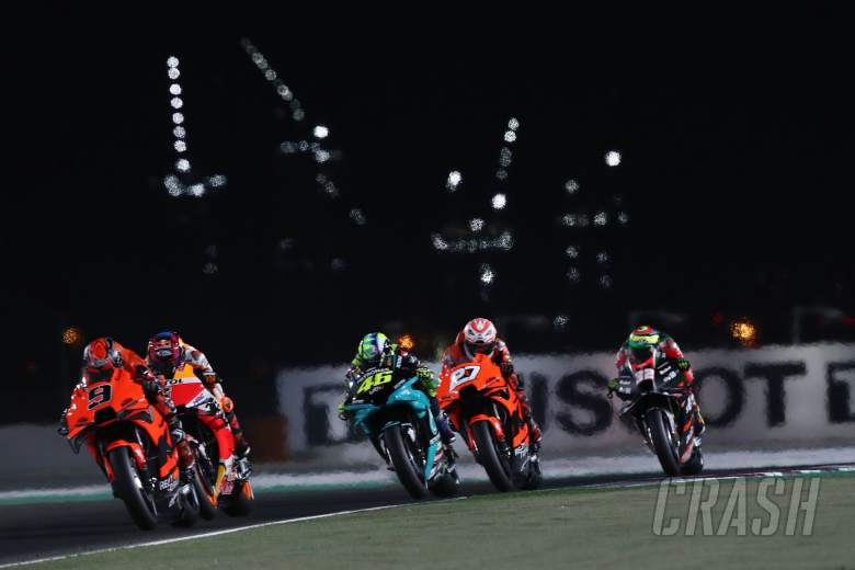 Danilo Petrucci, Doha MotoGP race, 4 April 2021