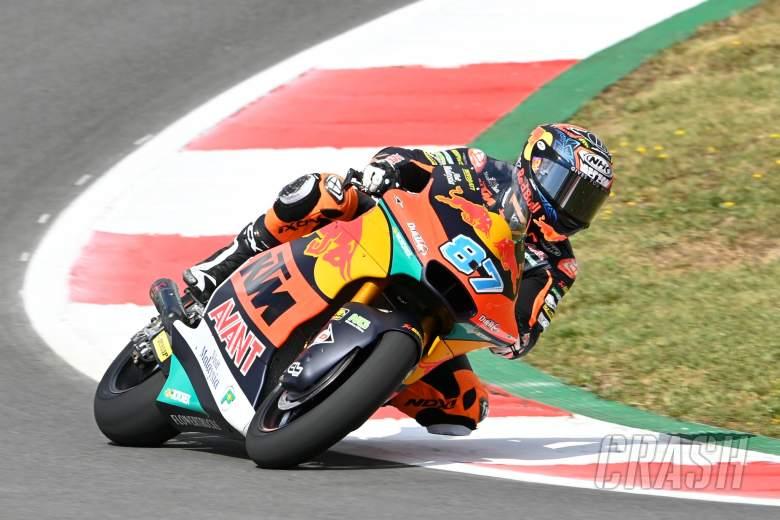 Remy Gardner, Moto2, Portuguese MotoGP, 16 April 2021