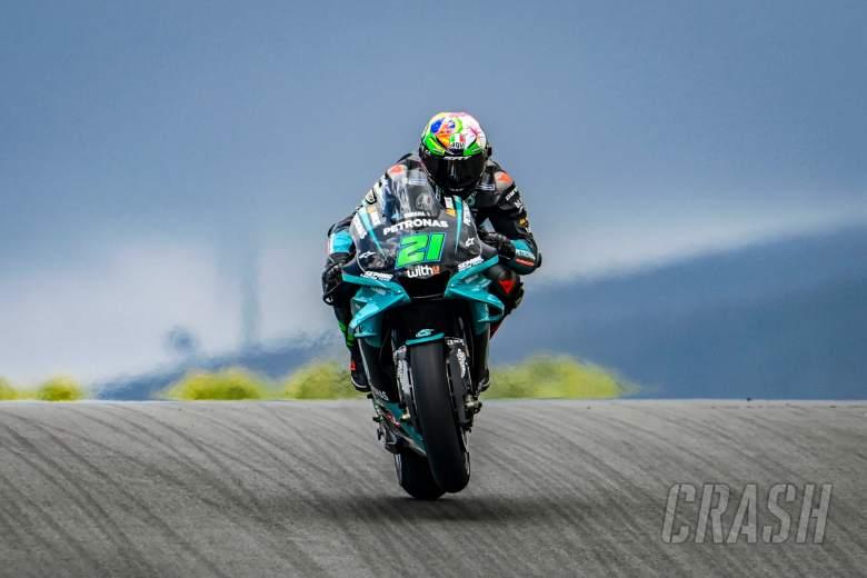 Franco Morbidelli, MotoGP, Portuguese MotoGP 16 April 2021