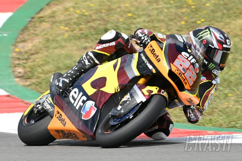 Sam Lowes, Moto2, Portuguese MotoGP, 16 April 2021