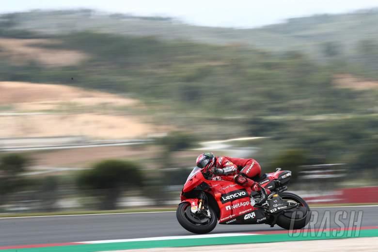 Francesco Bagnaia Portuguese MotoGP, 16 April 2021