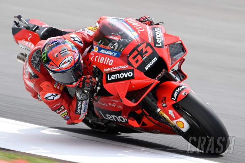 Francesco Bagnaia, MotoGP, Portuguese MotoGP 16 April 2021
