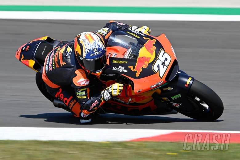 Raul Fernandez, Moto2, Portuguese MotoGP, 17 April 2021