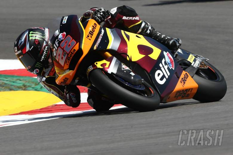 Sam Lowes, Moto2, Portuguese MotoGP, 17 April 2021
