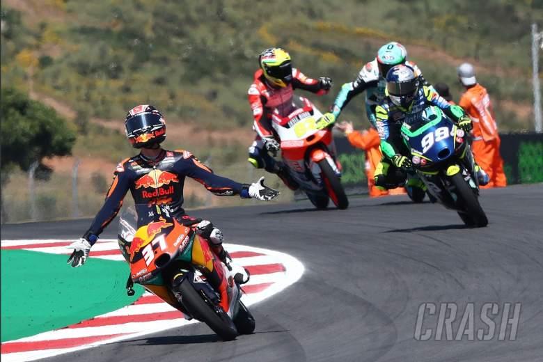 Pedro Acosta Moto3, race, Portuguese MotoGP. 18 April 2021