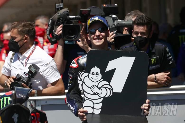 Fabio Quartararo, Portuguese MotoGP race, 18 April 2021
