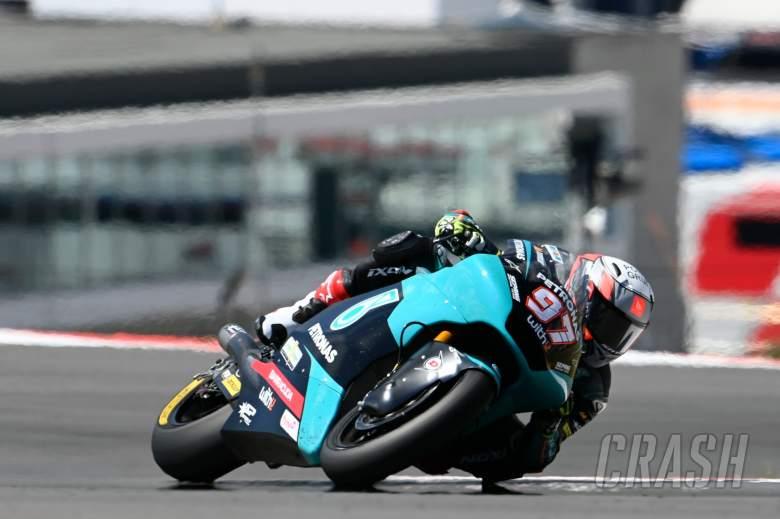 Xavi Vierge, Moto2 race, Portuguese MotoGP, 18 April 2021
